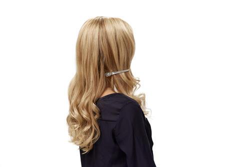 """""""Twirly Curl"""": Schritt 1"""