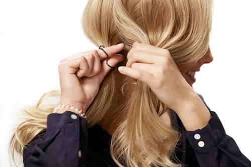 """""""Twirly Curl"""": Schritt 4"""