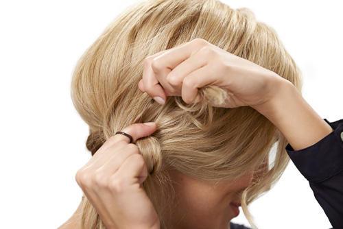 """""""Twirly Curl"""": Schritt 7"""