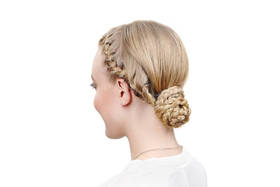 Frisuren Zum Nachmachen Mit Einem Haarband Zur Abendfrisur So