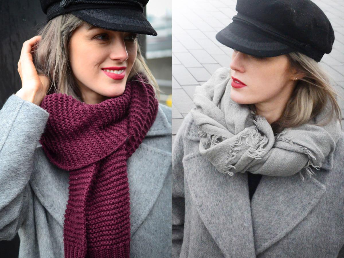 Die 15 schönsten Wege, einen Schal zu tragen - so geht's!