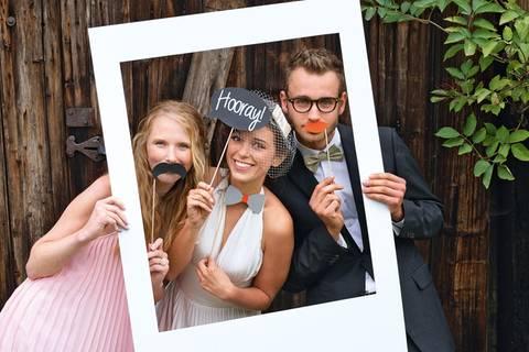 Hochzeitsdeko im Vintage-Look selber machen