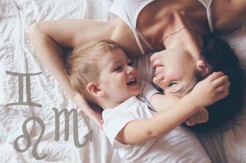 Astro-Check: Dein Sternzeichen verrät, wie du als Mutter sein wirst
