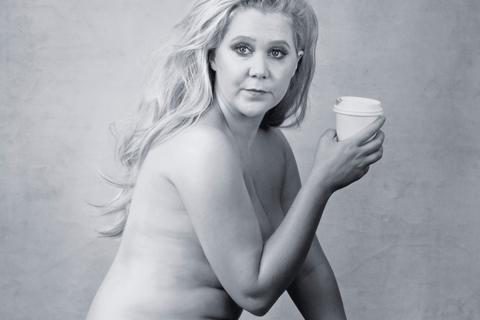 Der Foto-Beweis: Amy Schumer ist eine griechische Göttin