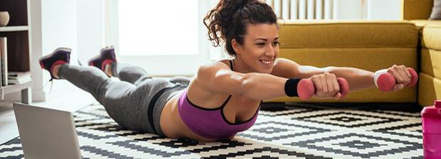 Workout: Fitness für zu Hause - das beste Programm! | BRIGITTE.de