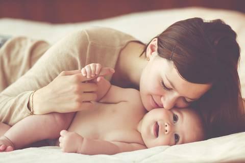 Warum riechen Babys eigentlich so gut?