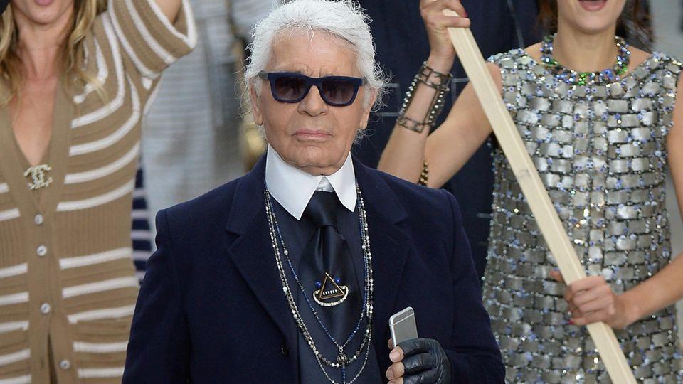 Große Trauer: Designer Karl Lagerfeld ist gestorben!