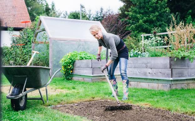 Zurück zur Natur: Wie dir der Bio-Garten jede Menge Arbeit abnimmt