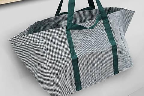 Die blaue Ikea-Tasche bekommt zwei Design-Upgrades!