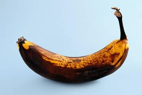 Warum du braune Bananen unbedingt essen solltest