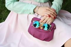 Mode in Pastellfarben: Zeit für leise Töne
