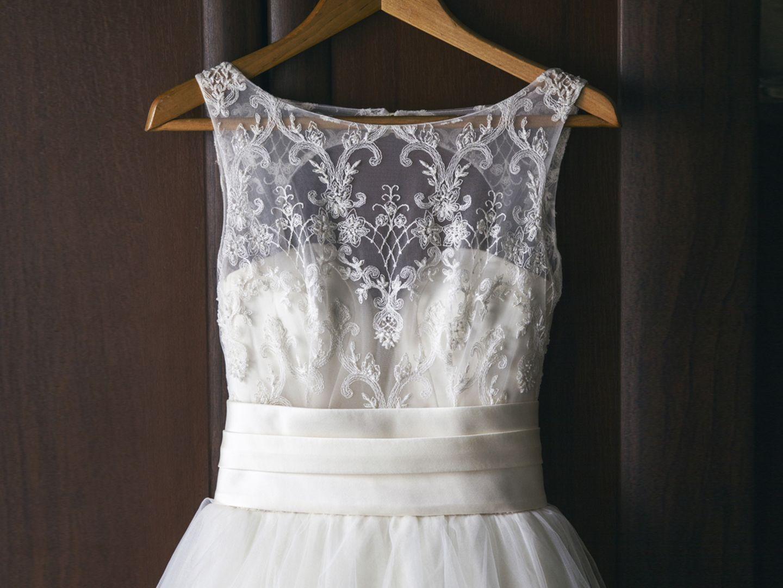 Wohin damit?: So kann man ein altes Brautkleid wiederverwenden