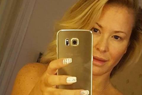 Darum postet Anastacia ein Nackt-Selfie