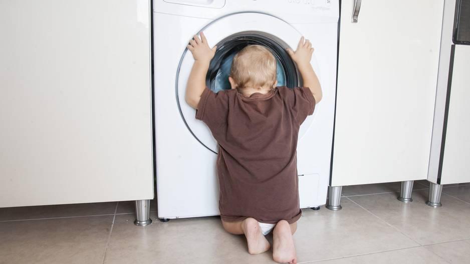 So verschwindet Waschmaschinengeruch sofort
