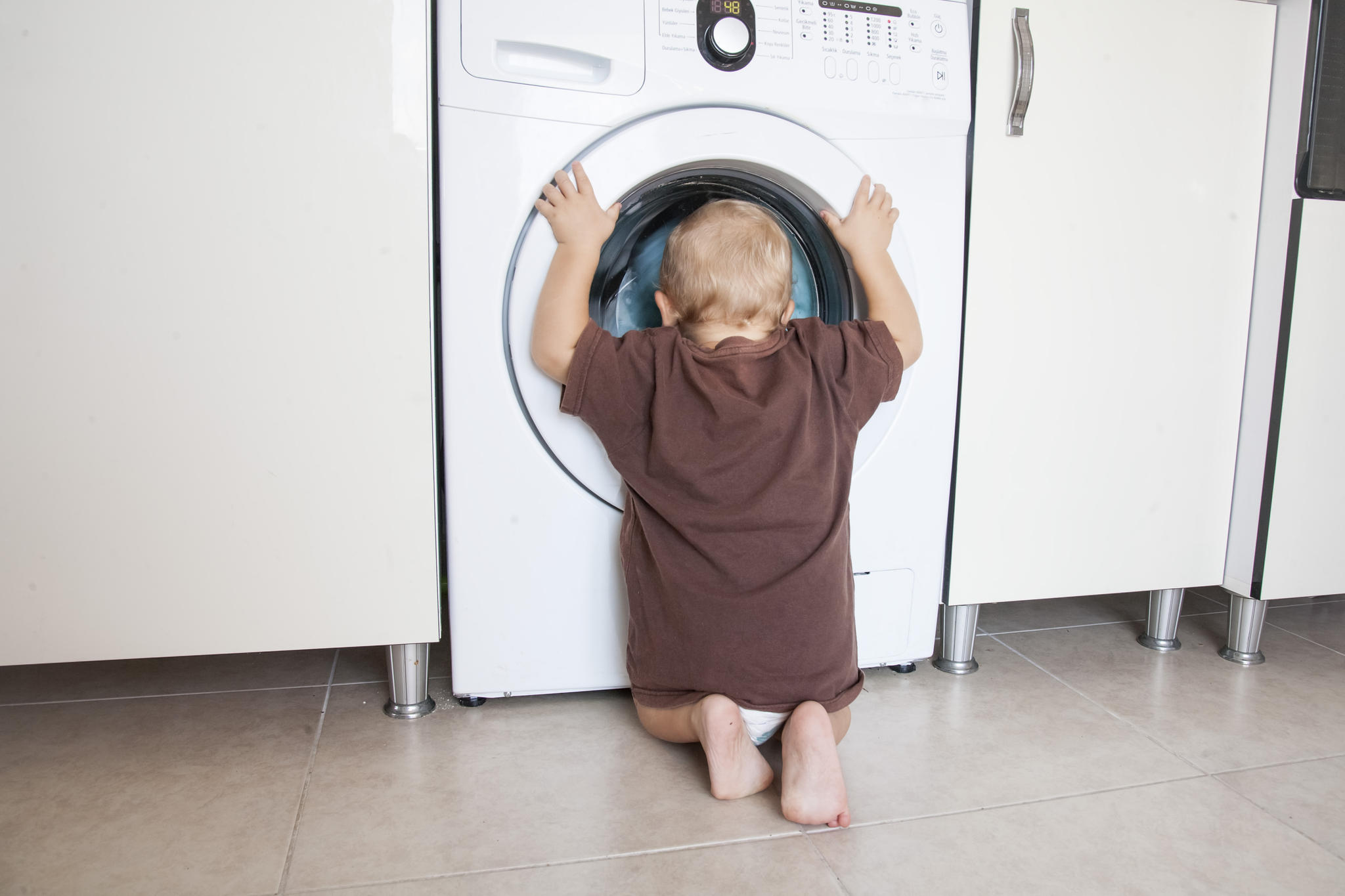 haushalts hack mit diesem trick wird deine waschmaschine blitzsauber. Black Bedroom Furniture Sets. Home Design Ideas
