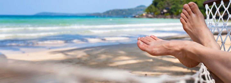 Mit diesen Tipps bleibt ihr gesund im Urlaub