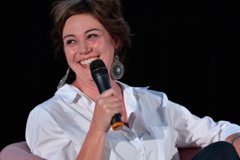 """BRIGITTE LIVE mit Ildikò von Kürthy: """"Mal bin ich glücklich verheiratet und mal so gut wie geschieden"""""""