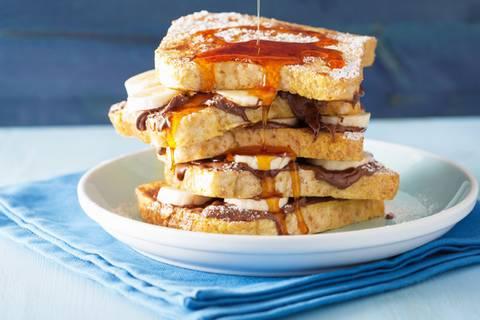 6 superschnelle Dessert-Toasts zum Verlieben