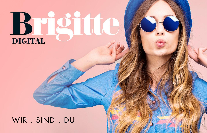 Der neue Auftritt von BRIGITTE Digital