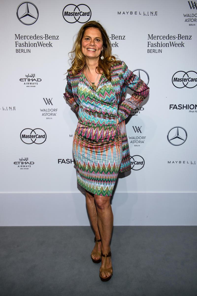 Fashion Week Berlin Die schönsten Looks vom roten Teppich