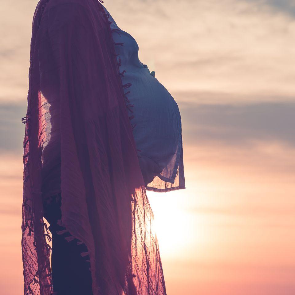 Yoga in der Schwangerschaft - die besten Übungen