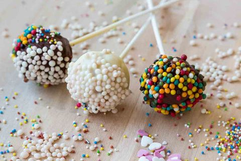 Cake Pops selber machen