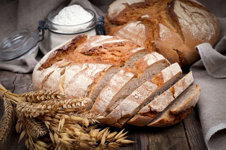 Bauernbrot - das beste Rezept  BRIGITTE.de