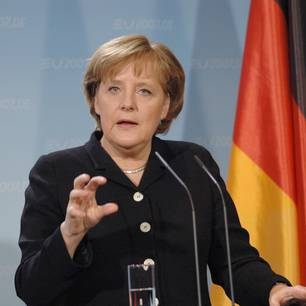 Angela Merkel Talk