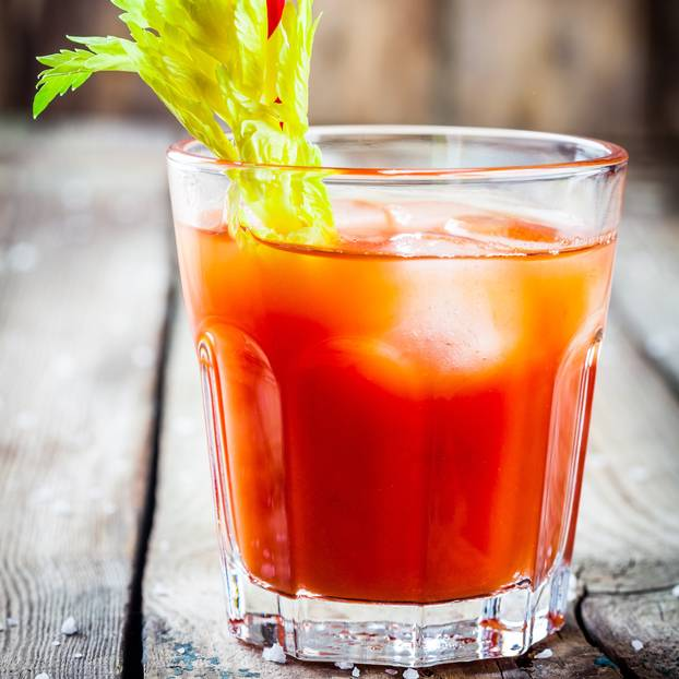 Bloody Mary: Wodka-Cocktail selber machen