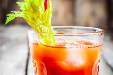 Bloody Mary: Wodka-Cocktail selber machen