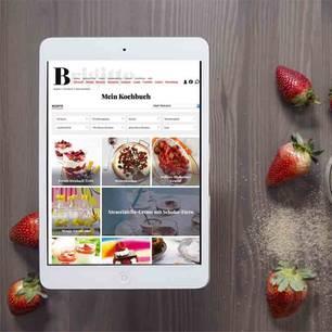 So funktioniert das neue BRIGITTE.de-Kochbuch