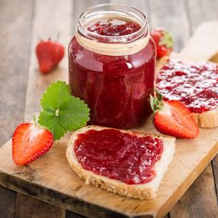 Marmelade ohne Kochen