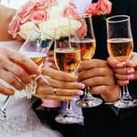 Sektempfang: Leckere Häppchen für eure Gäste