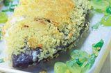 Dorade mit Couscous-Kruste