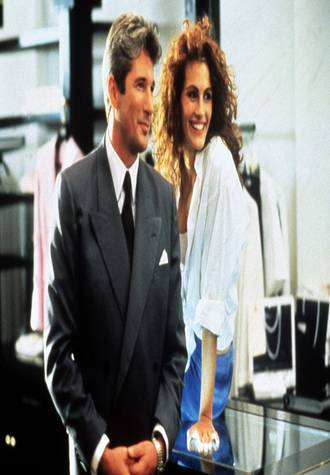 Liebesfilme: Pretty Woman – DVD-Cover