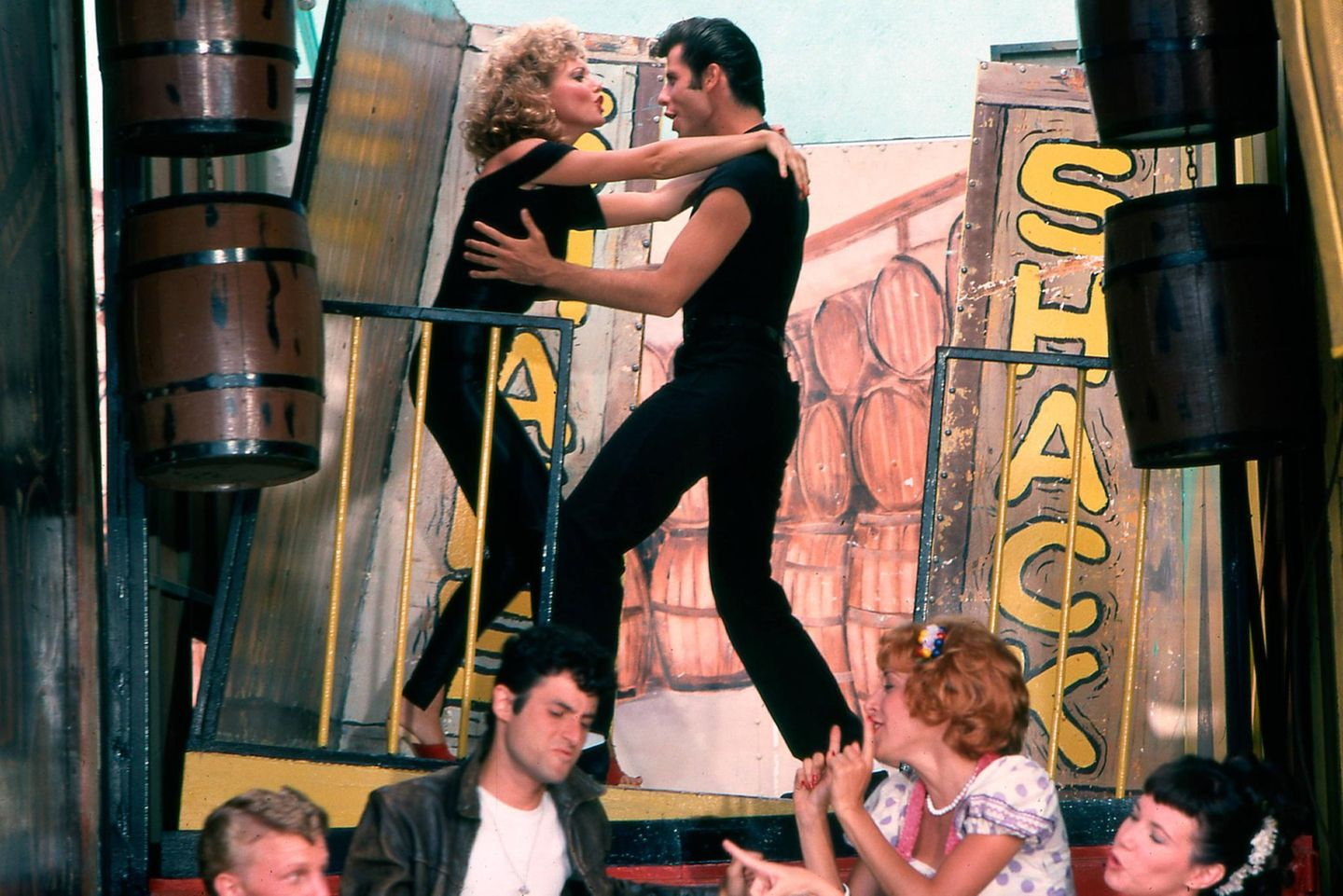 Liebesfilme: Grease – DVD Cover