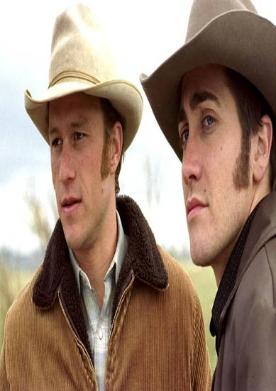 Liebesfilme: Brokeback Mountain – DVD-Cover