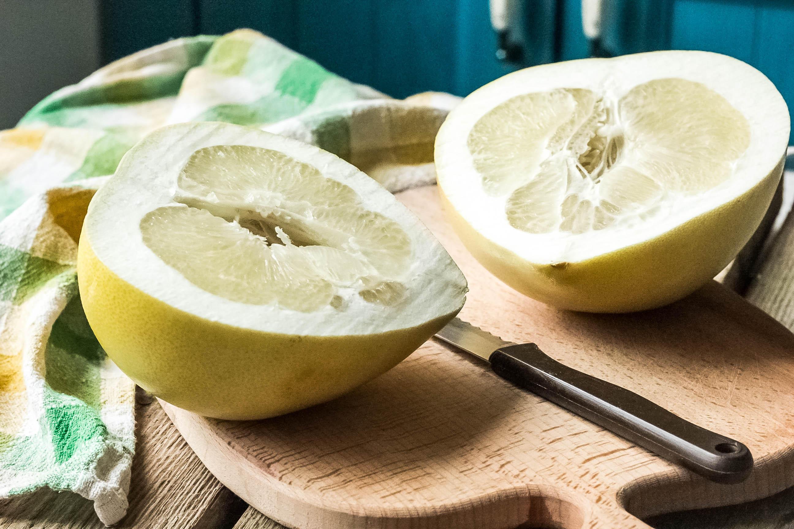Pomelo So Verarbeitet Ihr Die Größte Zitrusfrucht Der Welt