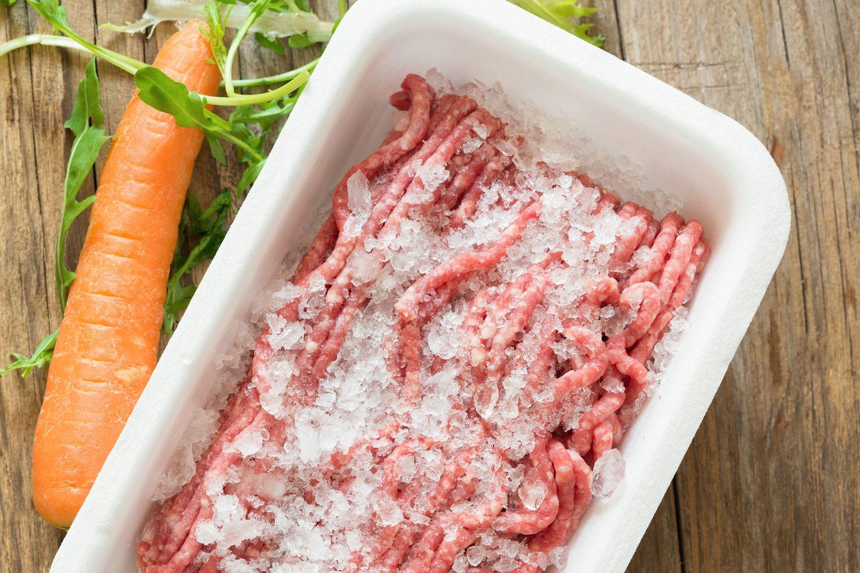 So solltet ihr Hackfleisch richtig auftauen