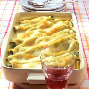 Vegetarische Cannelloni selber machen