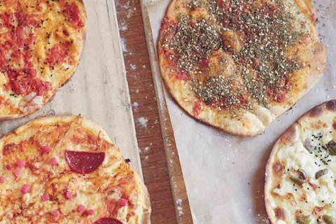 Manakish: Syrische Pizza