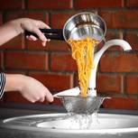 Das kannst du mit Nudelwasser machen