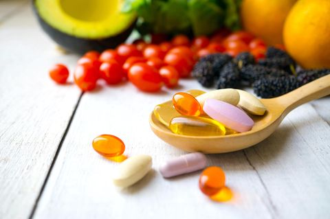 Vitamin D-Mangel: Obst, Gemüse und Tabletten