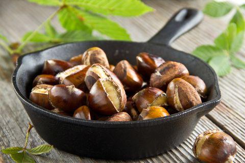 Maronen: Lecker kochen mit Esskastanien