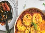 """Gnocchi """"alla romana"""" mit Fenchel-Tomaten-Sugo"""