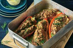 Gefüllte Paprika - kreative Rezepte