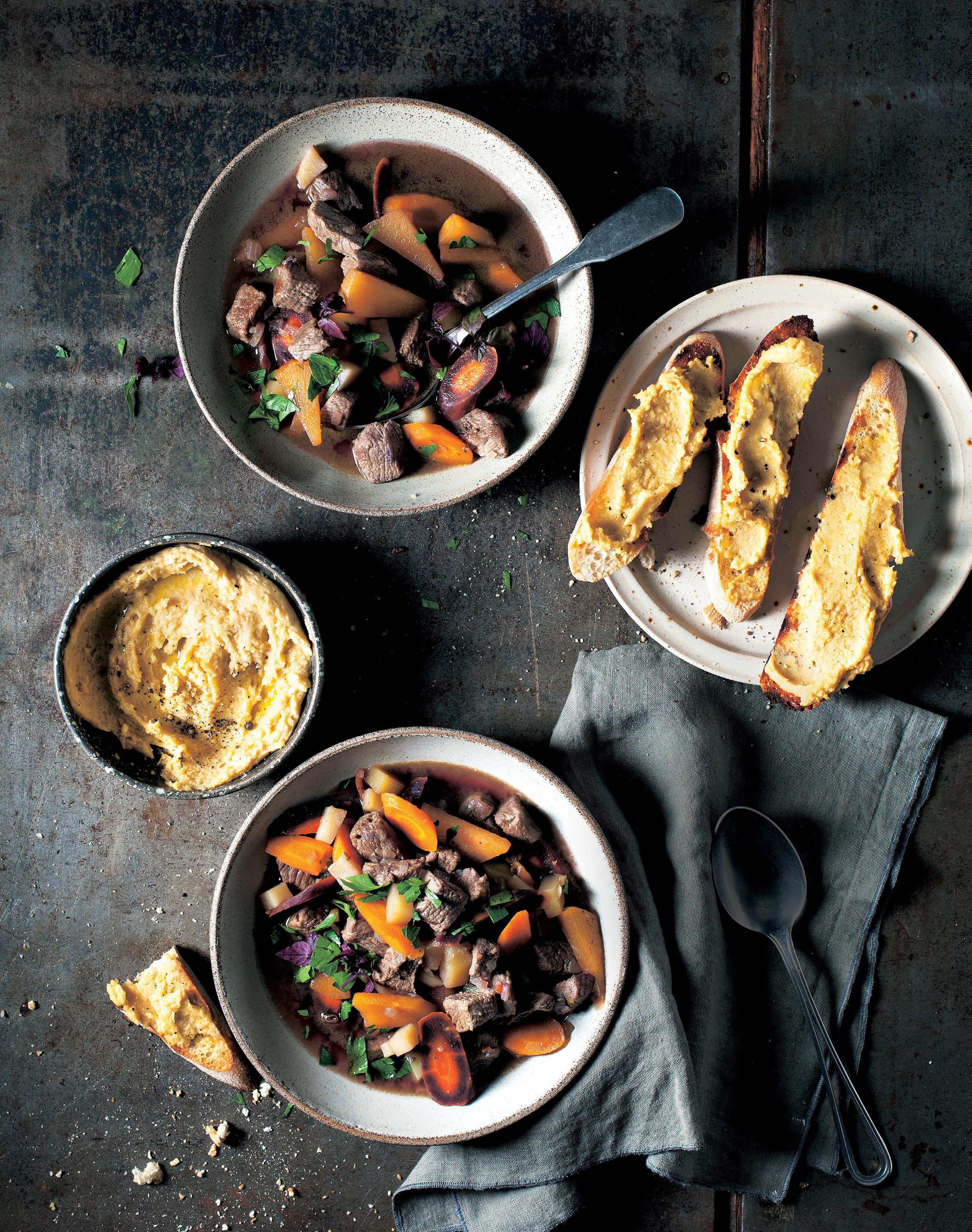 Winterküche: Eintöpfe und Suppen: Jetzt was Warmes!