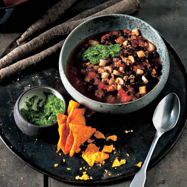 Chili Con Carne Brigittede
