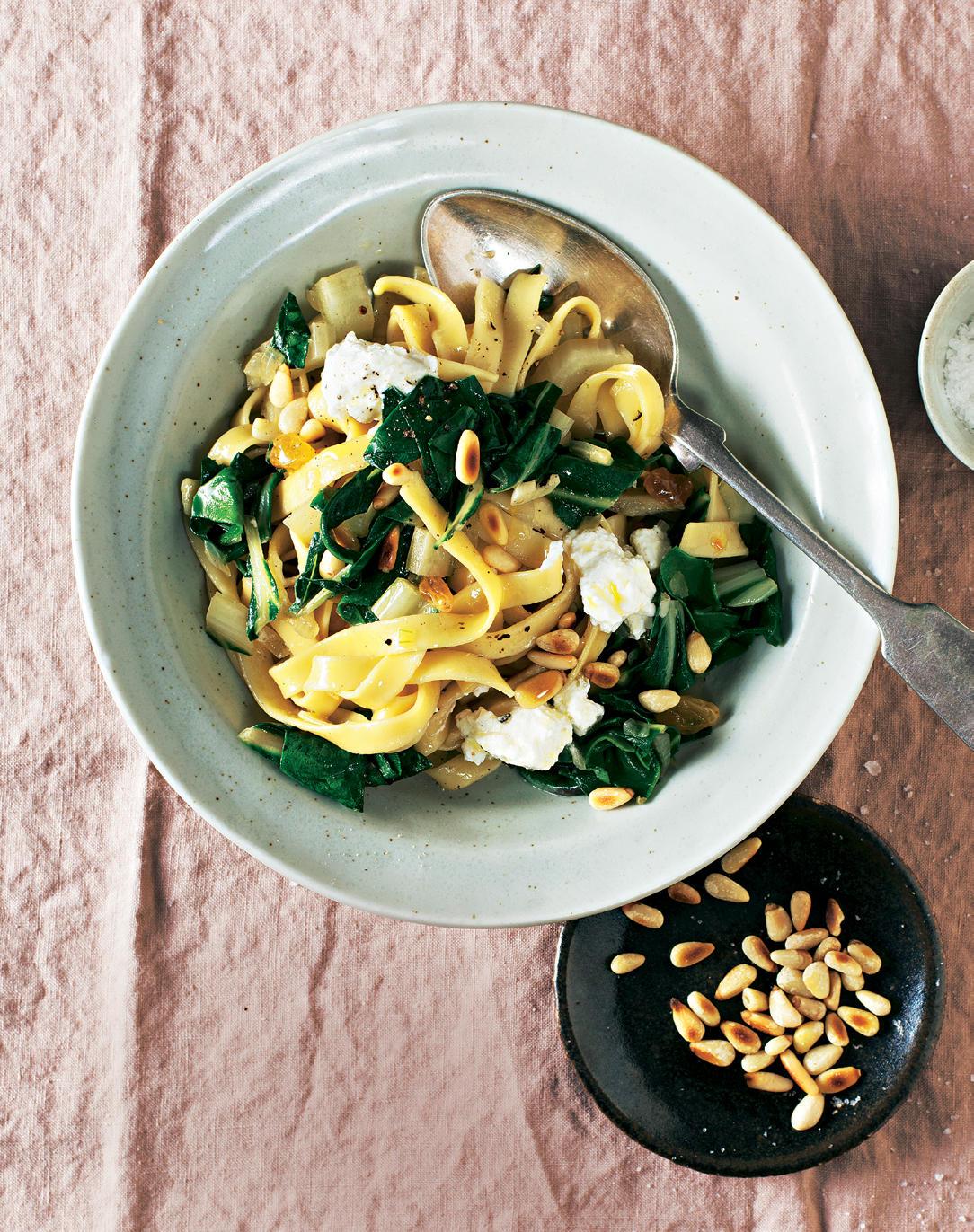 Nudeln: Vegetarische Pasta-Rezepte für Genießerinnen
