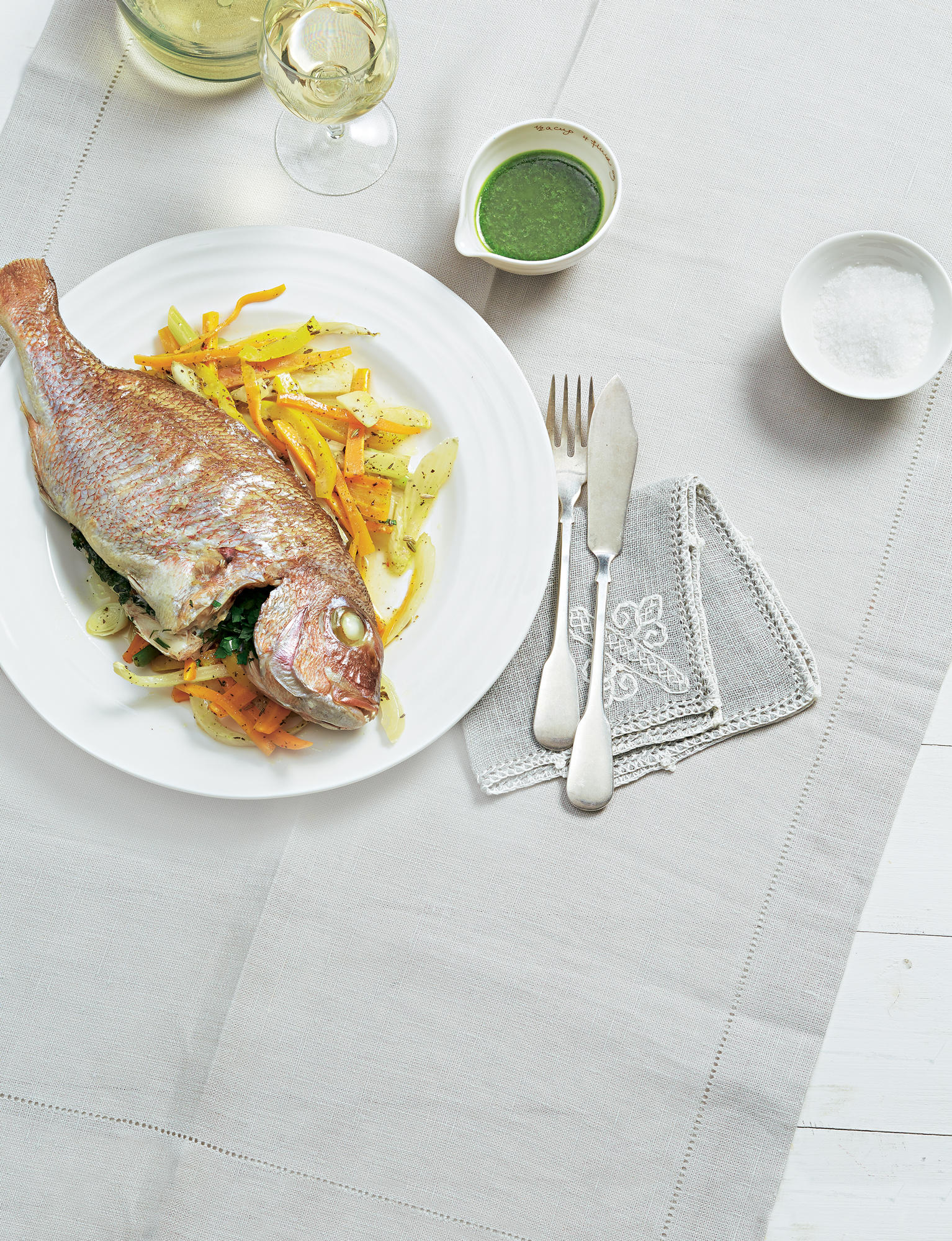 Fisch: Fisch-Rezepte: Fisch ahoi!
